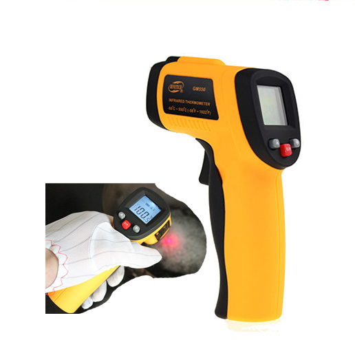 dk-GM550 Laser Infrared Thermometer